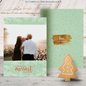 Free Christmas Card 2017 [Freecc2017] – It's Free intended for Free Christmas Card Templates For Photographers