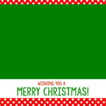 Free Christmas Card Templates – Crazy Little Projects In Free Holiday Photo Card Templates