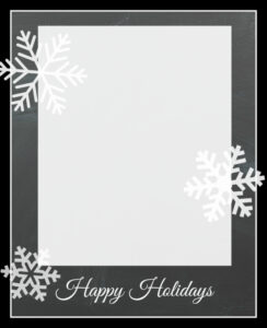Free Christmas Card Templates – Crazy Little Projects intended for Happy Holidays Card Template