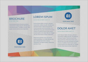 Free Church Brochure Templates For Microsoft Word New For Free Church Brochure Templates For Microsoft Word