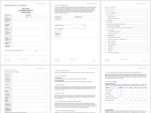 Free Clinical Trial Templates | Smartsheet intended for Monitoring Report Template Clinical Trials