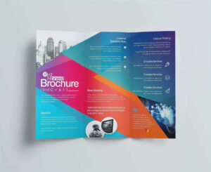 Free Collection 55 Tri Fold Brochure Template 2019 | Free throughout Tri Fold Brochure Publisher Template