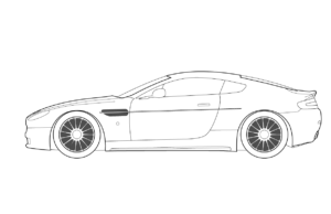 Free Coloring Pages | My Studies | Cars Coloring Pages, Race for Blank Race Car Templates