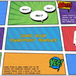 Free Comic Book Powerpoint Template For Download | Slidebazaar For Powerpoint Comic Template