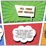 Free Comic Book Powerpoint Template For Download | Slidebazaar Regarding Powerpoint Comic Template