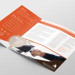 Free Corporate Tri Fold Brochure Template Vol.2 In Psd, Ai Regarding 2 Fold Brochure Template Free