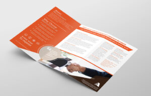 Free Corporate Tri Fold Brochure Template Vol.2 In Psd, Ai Regarding 2 Fold Brochure Template Free