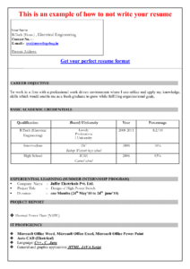 Free Download 55 Resume Template Microsoft Word 2019 with regard to Resume Templates Word 2007