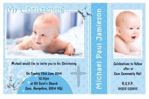 Free Download Baptism Invitation Template | Baptism for Free Christening Invitation Cards Templates