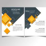 Free Download Brochure Design Templates Ai Files – Ideosprocess Regarding Illustrator Brochure Templates Free Download