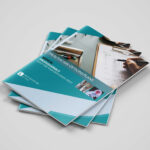 Free Download Health Care A4 Brochure Template   Free Psd Mockup Throughout Healthcare Brochure Templates Free Download