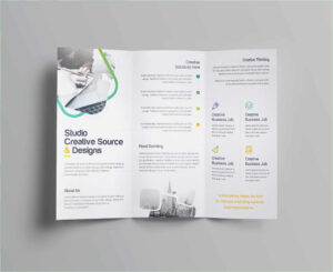 Free Download Powerpoint Tri Fold Brochure Template ¢Ë†å regarding Z Fold Brochure Template Indesign