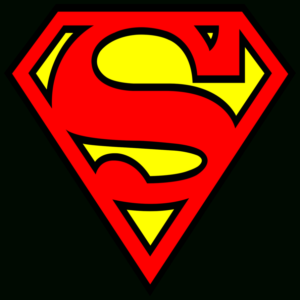 Free Empty Superman Logo, Download Free Clip Art, Free Clip in Blank Superman Logo Template