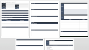 Free Executive Summary Templates   Smartsheet pertaining to Executive Summary Report Template
