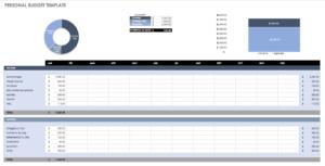 Free Expense Report Templates Smartsheet pertaining to Monthly Expense Report Template Excel