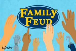 Free Family Feud Powerpoint Templates For Teachers in Family Feud Powerpoint Template With Sound