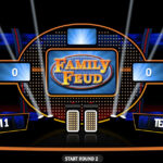 Free Family Feud Powerpoint Templates For Teachers With Family Feud Powerpoint Template Free Download