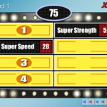 Free Family Feud Powerpoint Templates For Teachers within Family Feud Game Template Powerpoint Free