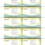Free Free Business Cards To Print Out At Home Template Regarding Template For Cards To Print Free