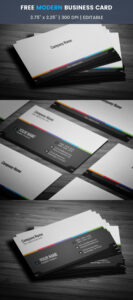 Free Generic Business Card Template On Student Show throughout Generic Business Card Template