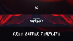 Free Gfx: Clean Youtube Banner Template | Free Download Photoshop for Yt Banner Template