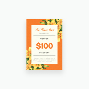 Free Gift Certificate Maker – Canva pertaining to Fillable Gift Certificate Template Free