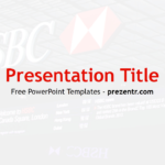 Free Hsbc Powerpoint Template – Prezentr Powerpoint Templates For World War 2 Powerpoint Template