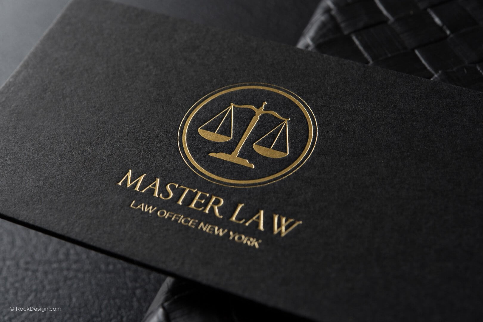 Free Lawyer Business Card Template | Rockdesign Pertaining To Lawyer Business Cards Templates
