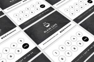 Free Loyalty Card Templates – Psd, Ai & Vector – Brandpacks for Customer Loyalty Card Template Free