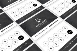 Free Loyalty Card Templates – Psd, Ai & Vector – Brandpacks Throughout Loyalty Card Design Template