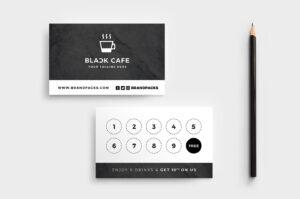 Free Loyalty Card Templates – Psd, Ai & Vector – Brandpacks with Customer Loyalty Card Template Free