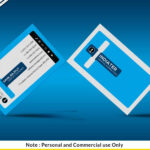 Free Medical Business Card Psd Template   Free Business Card Regarding Medical Business Cards Templates Free