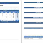 Free Microsoft Office Templates – Smartsheet With Microsoft Word Templates Reports