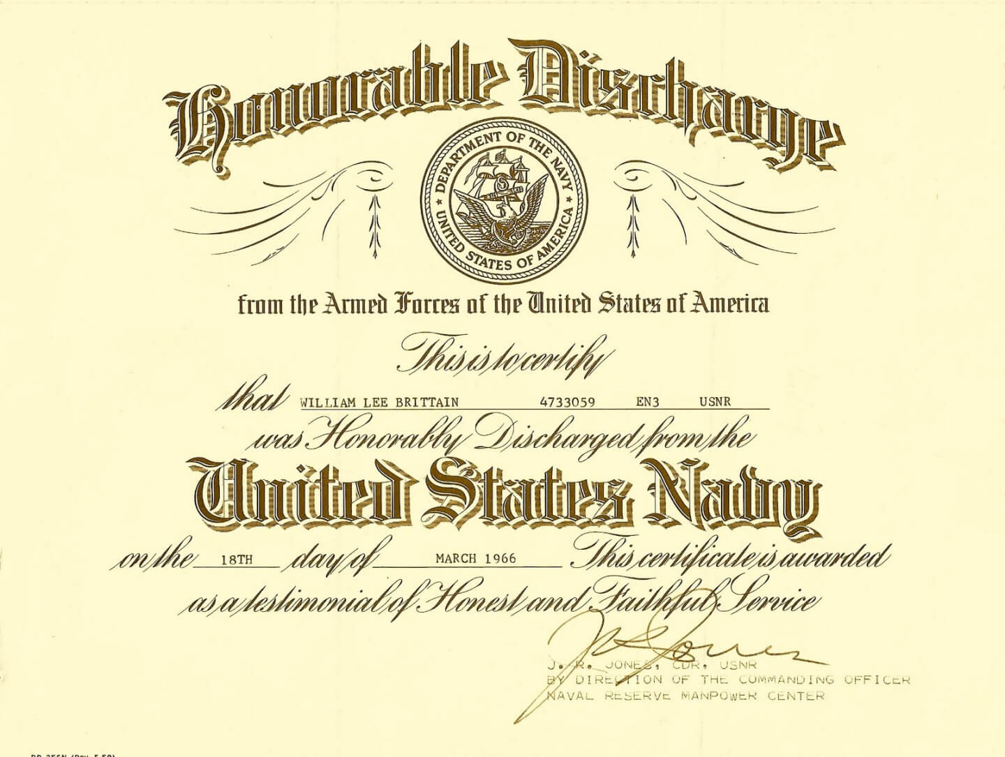Free Military Certificates Of Appreciation Templates Best With Officer Promotion Certificate Template