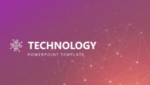 Free Modern Technology Powerpoint Template Throughout Powerpoint Templates For Technology Presentations