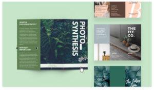 Free Online Brochure Maker: Design A Custom Brochure In Canva regarding Free Online Tri Fold Brochure Template