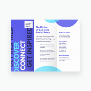 Free Online Brochure Maker: Design A Custom Brochure In Canva regarding Online Free Brochure Design Templates