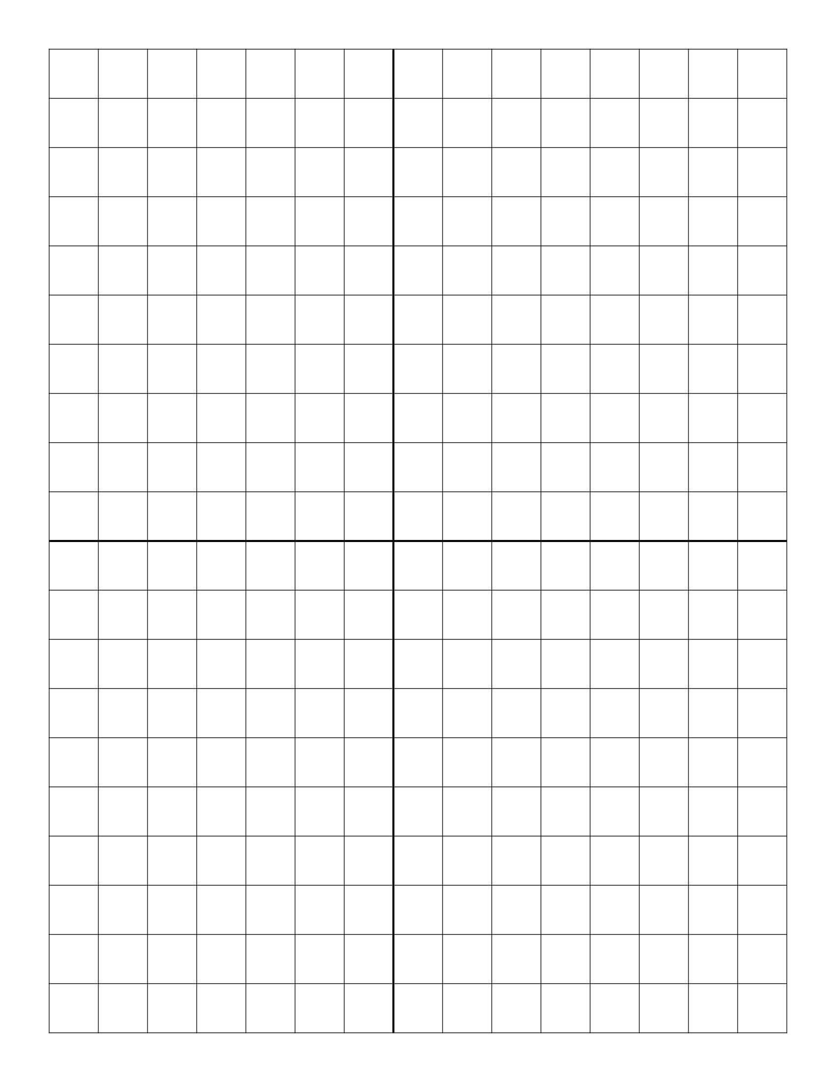Free Online Graph Paper Plain For 1 Cm Graph Paper Template Intended For 1 Cm Graph Paper Template Word