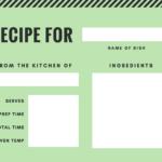 Free Online Recipe Card Maker: Design A Custom Recipe Card Inside Free Recipe Card Templates For Microsoft Word