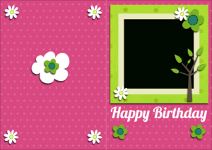 Free Pictures To Print Free | Free Printable Birthday Card for Template For Cards To Print Free