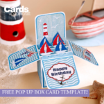 Free Pop Up Box Card Template – Simply Cards & Papercraft With Regard To Pop Up Box Card Template