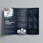 Free Poster Design Templates Brochure Research Download Pertaining To Online Free Brochure Design Templates