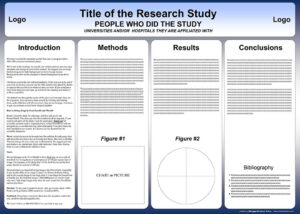 Free Powerpoint Scientific Research Poster Templates For with Powerpoint Academic Poster Template