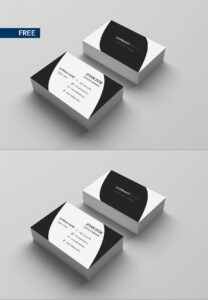 Free Print Design Business Card Template – Creativetacos within Buisness Card Template