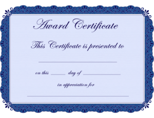 Free Printable Award Certificate Borders |  Award Within Free Funny Award Certificate Templates For Word