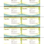 Free Printable Business Cards Templates | Ellipsis Within Free Template Business Cards To Print