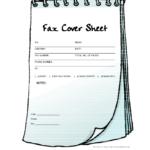 Free Printable Fax Cover Sheets | Free Printable Fax Cover Inside Fax Cover Sheet Template Word 2010