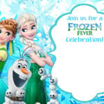 Free Printable Frozen Invitation Templates | Bagvania Free inside Frozen Birthday Card Template