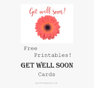 Free Printable Get Well Cards Pin – Free Printable Printable in Get Well Soon Card Template