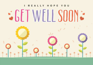 Free Printable Get Well Soon Card Template within Get Well Card Template